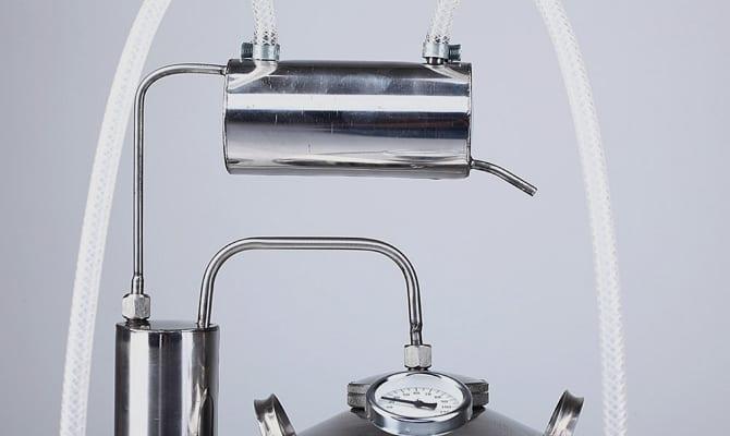 Самогонный аппарат Славянка – преимущества конструкции над немецким аналогом