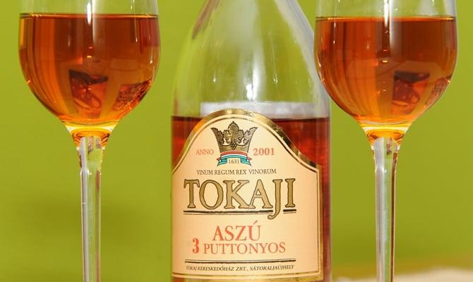Что таит в себе токайское вино?