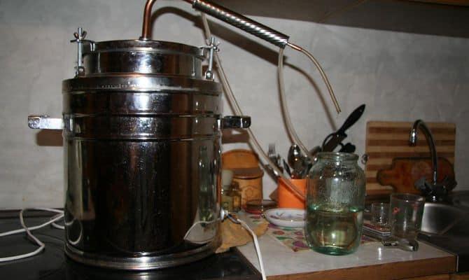 Основные правила изготовления самогона