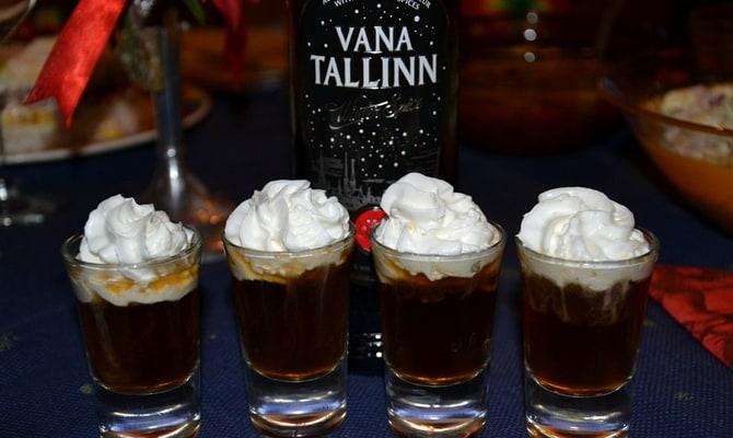Вкусный ликер Вана Таллин