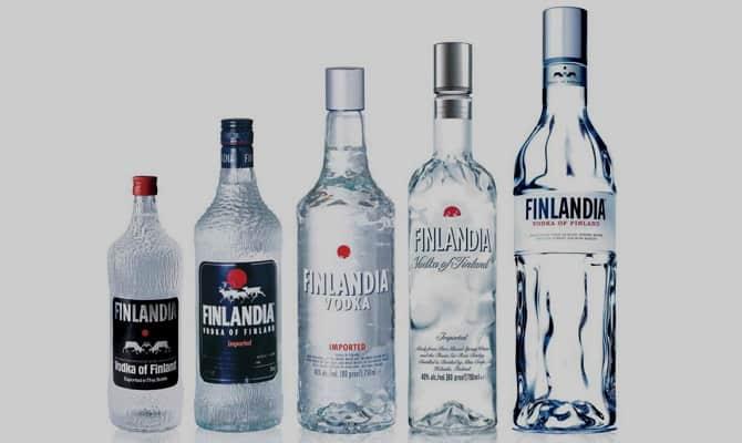 В чем уникальность водки Finlandia?