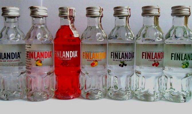 Водка «Finlandia» - ассортимент