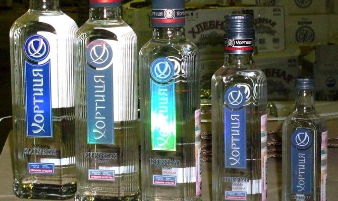 Кристально чистая водка Хортица — заслуга производителя