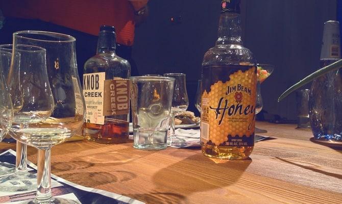 Отличия виски от бурбона