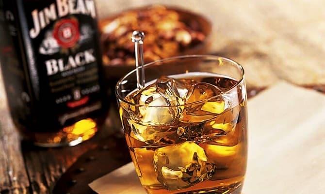 Американский виски Джим Бим