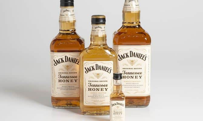 Jack Daniels Tennessee Honey - Джек Дэниэлс Хани