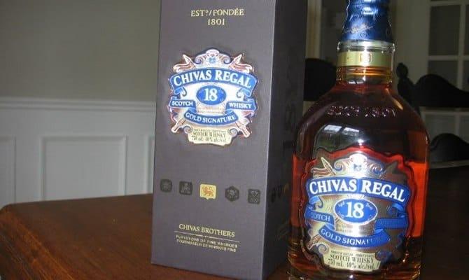 Чем хорош Чивас Ригал 18 лет выдержки?