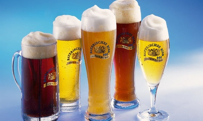 Чем знаменито баварское пиво?