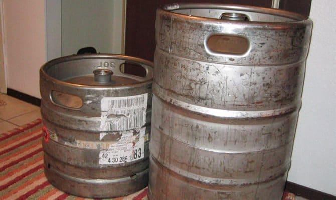 Влияние температуры на кеговое пиво