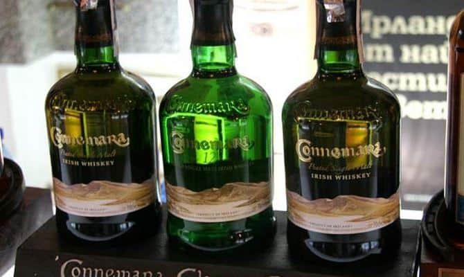 Connemara — односолодовый ирландский виски