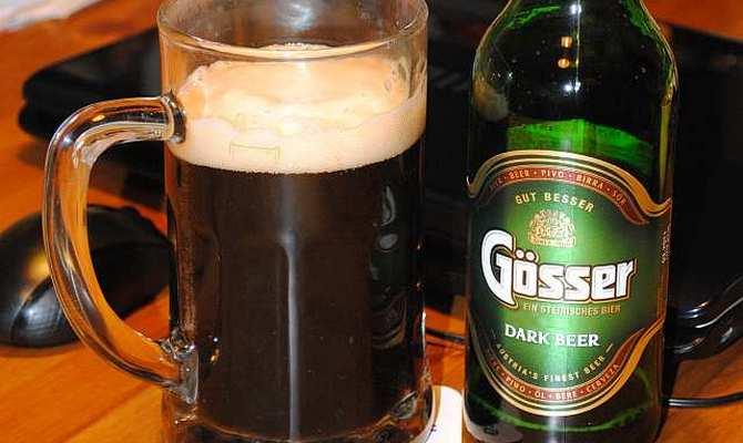 Австрийский бренд — пиво Гессер