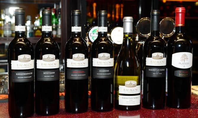 Грузинская Алазанская долина — вино для настоящих ценителей