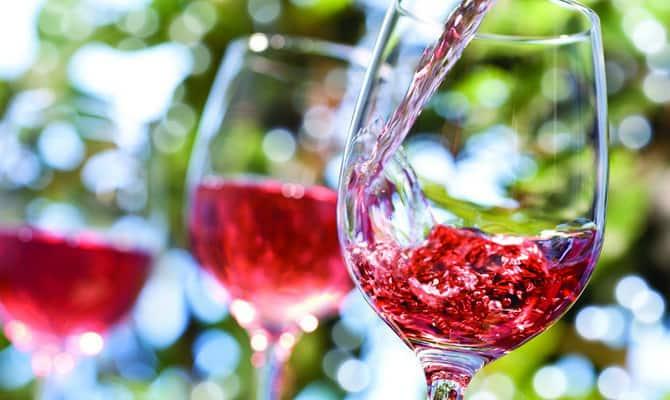Способы употребления вина
