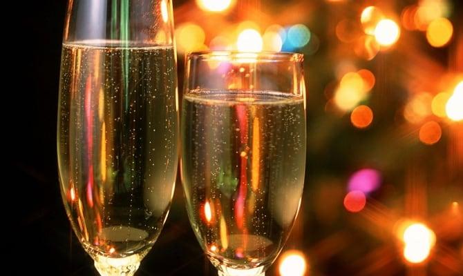 Игристое шампанское Боско