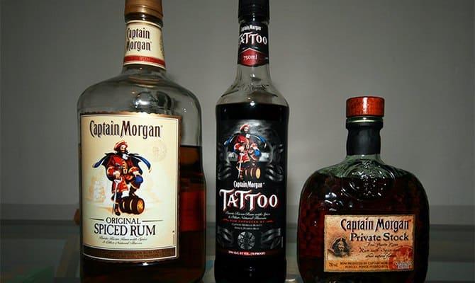 Информация: как и с чем пьют ром