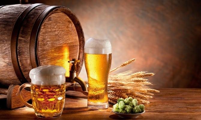 Немного про историю пива