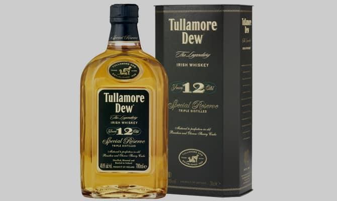 Ирландский виски Tullamore Dew