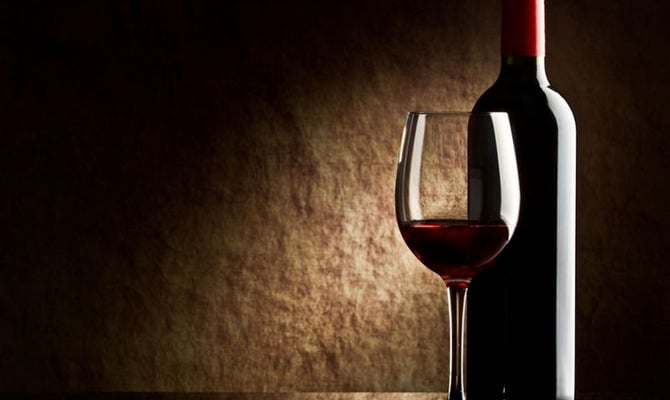 Диетические свойства вина