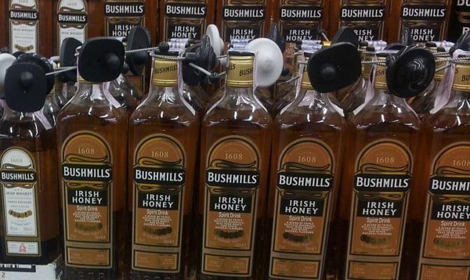 Где можно купить виски и какова стоимость этого напитка?