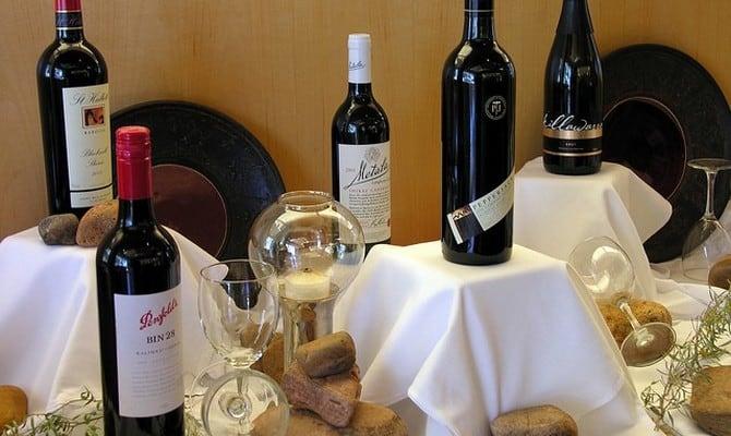 Известные вина Нового Света