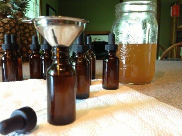 Как готовится настойка каштана на водке и от чего она помогает?