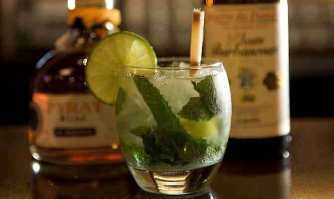 Как правильно пить ром Бакарди белый?