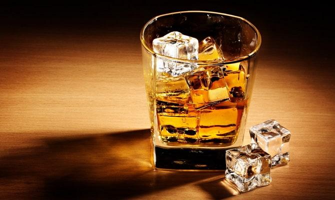 История создания виски