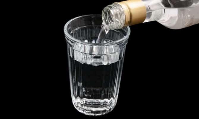 Водка и ее характеристика