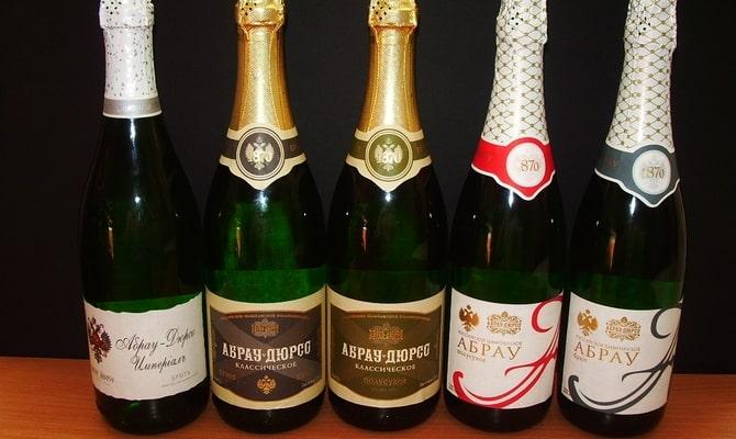 Что именовать шампанским