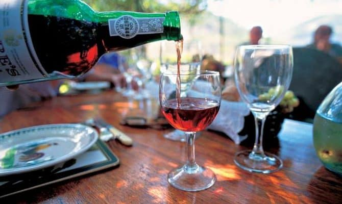 Описание темного напитка