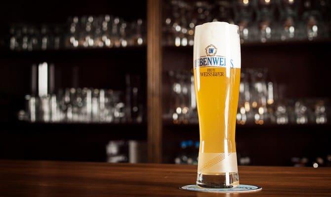 Либенвайс — высококачественное немецкое пиво
