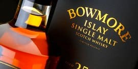 Bowmore — торфяной виски из Шотландии