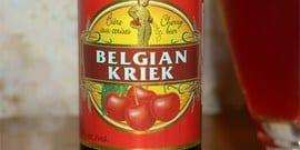 Что нужно знать про бельгийское вишневое пиво