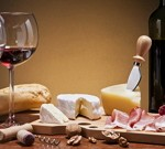 Известное итальянское вино красное сухое
