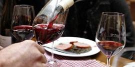Красное и белое французское вино как эталон качества