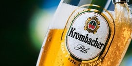 Кромбахер — премиальное пиво из Германии