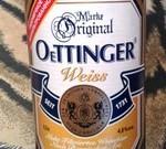 Немецкое пиво Оттингер