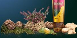 Органическая водка «Байкал»