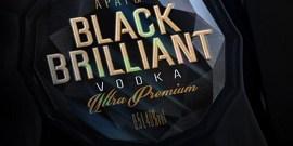 Особенности водки «Черный бриллиант»