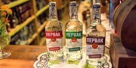 Вкусная водка Первак