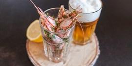 Как правильно варить креветки к пиву в домашних условиях?