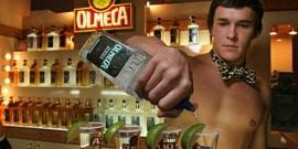 С чем пьют экзотическую текилу «Ольмека»?