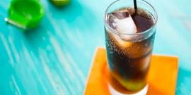 Рецепт водки с колой