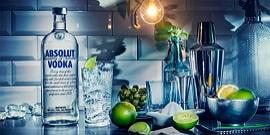 Современная водка «Абсолют»