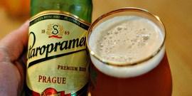 «Старый источник» — пиво «Старопрамен»