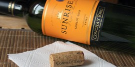 «Sunrise» — качественное и недорогое вино из Чили