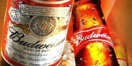 Вкусное пиво Будвайзер