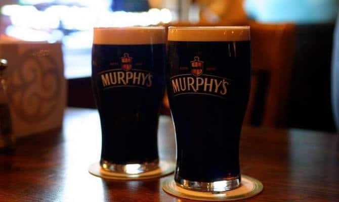 Murphys — традиционное ирландское пиво