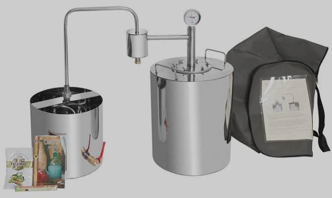 Наборы комплектующих для самогонного аппарата