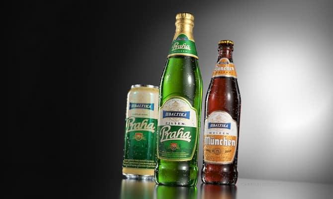 Напиток балтика пиво особенности и разновидности